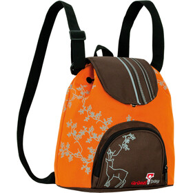 Grüezi-Bag Kultursackerl Washbag orange